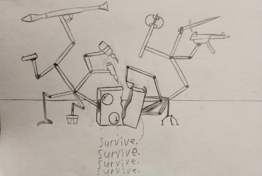 Survive by TGMProductions