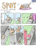 Spot the Anxious Dog Thing - 02 by cyandev