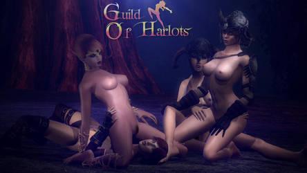 The Guild Of Harlots by Rastifan