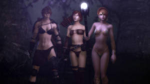 New Lilith, Elidin And Elena Release For GMod by Rastifan