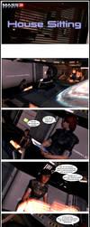 Mass Effect - House Sitting by Rastifan
