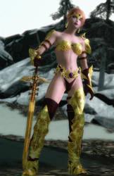 Lilith's First Armor by Rastifan