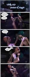 Lilith MD - Doctor Of Magic by Rastifan