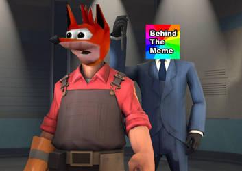 BEHIND the Meme by Purpulear