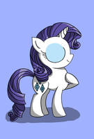 Yet another (?) Rarity by Malphee