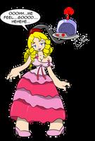 Caelia's Brain Drain by Kachopper9000