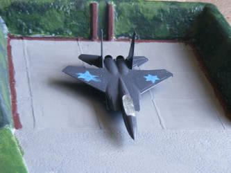F-15 Eagle by Were-Owl