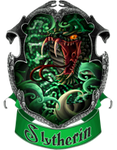 Slytherin Stamp by Autlaw