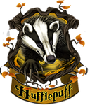 Hufflepuff Stamp by Autlaw