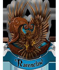 Ravenclaw Stamp by Aeonrin
