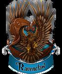 Ravenclaw Stamp by Autlaw