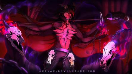 Speak of the devil by Autlaw