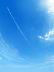 Bright Sky 2 by SaisonRomantique