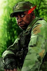 Sgt. Mac Elliott by Joey-Zero