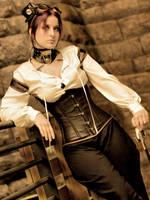 Steampunk Nicky 2 by Svime