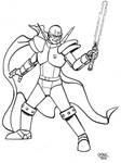 Sigma (Megaman X) by Omaik