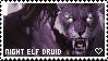 Night Elf Druid by CIank