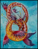 Something's Fishy... by jaxxblackfox