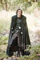 Jon Snow Cosplay by Tomatron5