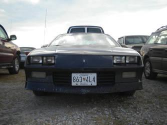 RS Camaro by jasondoggy101