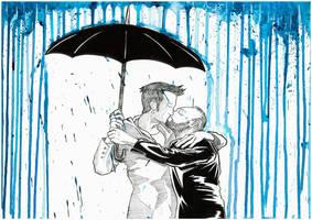 Heavy Rain by peterfrancisfahy