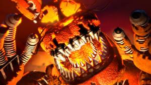 (FNaF SFM) Halloween's Coming by Fer-Ge