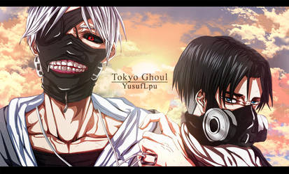 Tokyo Ghoul by Yusuflpu