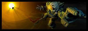 Astronaut by abnormalbrain