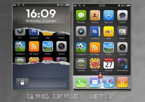 Carol iPhone Screenshot by Geordie-Boyo