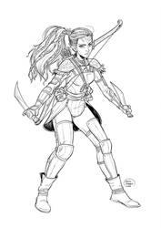 Ranger by ElisaFerrari