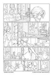 Le parfum de Victoire, page by ElisaFerrari