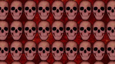 Skulls by Rawglor