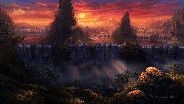 Cascade by Fel-X