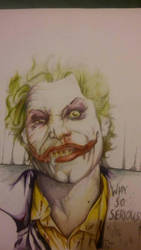 Why So Serious? Colour Experiment by thekillingmark