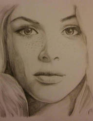 Portrait by thekillingmark