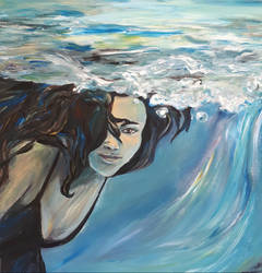 Under the Water by Leona-Norten
