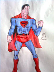Golden Age Superman by balogh44