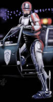 robocop study by leseraphin