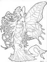 mucha fairy by azeto