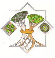 Oxonmoot logo design by elegaer