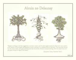 Alcuin's marque - designs by elegaer