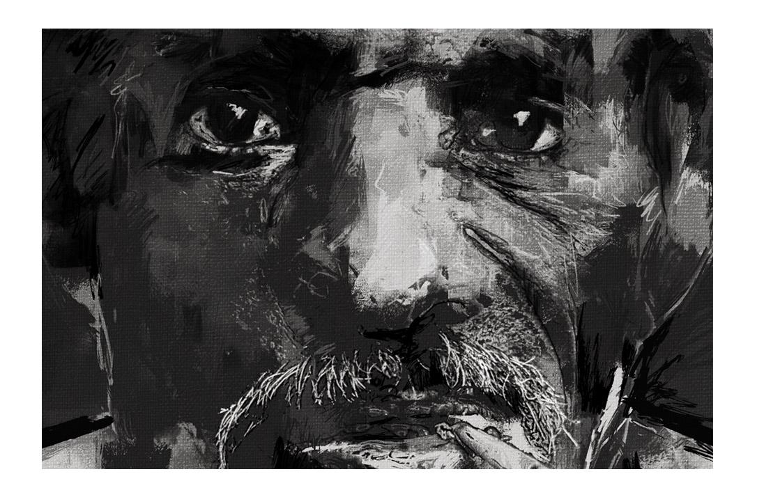 portrait art by Cr8ivDigitalPainting
