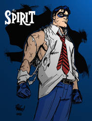 the SPIRIT by MikeWeringo by mattcrap