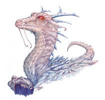 Dragon by Lady-Valiant