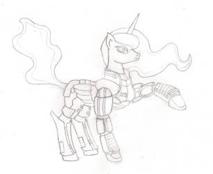 N7 Luna Sketch by Black-Fencer