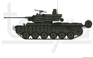 KV-2000 by T0RYU