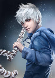 Jack Frost by Pixie-tenshi