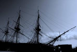 HMS Victory by Kaz-D