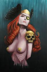 Kara - Valkyrie Series #2 by RockabillyReese
