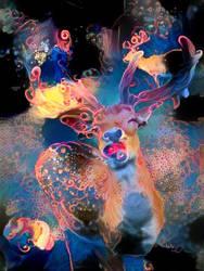 Deer by AutismPortal